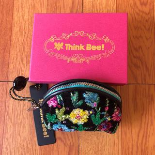 シンクビー(Think Bee!)のthink  Bee!新品小銭入れ(コインケース)