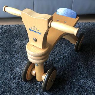 ボーネルンド(BorneLund)のボーネルンド 木製三輪車 (三輪車)