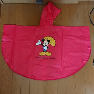 ディズニー(Disney)のディズニーランド カッパ キッズサイズ(レインコート)