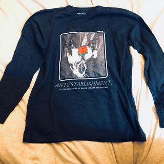 アールディーズ(aldies)のAldies(アールディーズ)シド・ビシャス ロンT (Tシャツ/カットソー(七分/長袖))