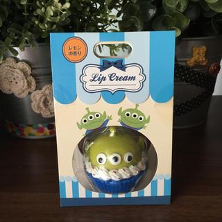 ディズニー(Disney)のディズニーストア エイリアン リップクリーム レモンの香り(リップケア/リップクリーム)