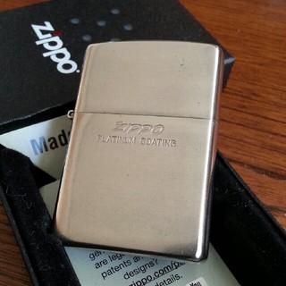 ジッポー(ZIPPO)の2001年製 ヴィンテージジッポライター!!(タバコグッズ)
