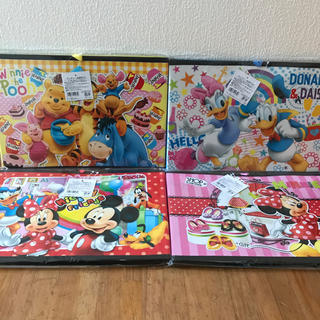 ディズニー(Disney)のディズニー 折りたたみ収納ボックス おかたづけ(ケース/ボックス)