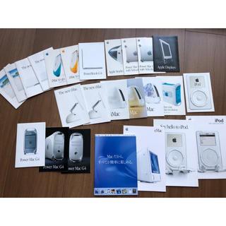 アップル(Apple)のApple Computer カタログ 1999-2002 iPod (ノベルティグッズ)