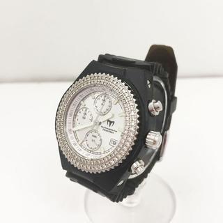 テクノマリーン(TechnoMarine)の中古☆TechnoMarine 腕時計 ダイヤモンド(腕時計)