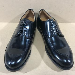 ブルーノマリ(BRUNOMAGLI)のブルーノ・マリ(BRUNO MAGLI) イタリア製革靴 黒 7.5(ドレス/ビジネス)