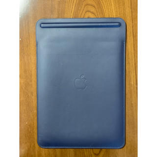 Apple - アップル純正  10.5インチiPad Pro用レザースリーブ