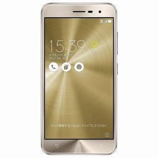 エイスース(ASUS)の新品 Zenfone3 ZE520KL-GD32S3 スマホ 本体 asus(スマートフォン本体)