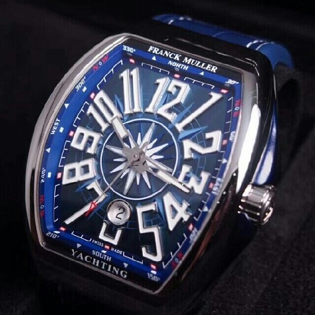 buy popular 54d86 8e7d2 人気販売 Franck mullerフランク・ミュラー 腕時計 V45 自動巻き