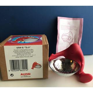 アレッシィ(ALESSI)の新品 ☆ ALESSI ☆ アレッシィ Te & ograve R 茶漉し(収納/キッチン雑貨)