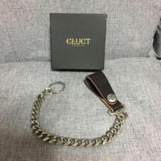 クラクト(CLUCT)のcluct ウォレットチェーン(ウォレットチェーン)
