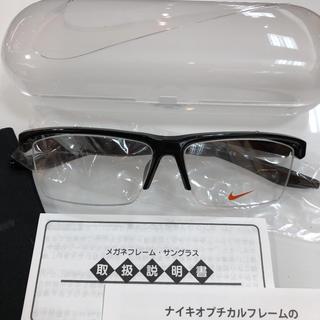 ナイキ(NIKE)のNIKE ナイキ NK 7974 004 メガネ 眼鏡 フレーム 新品 正規品(サングラス/メガネ)