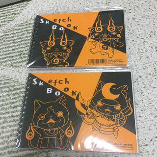 ヨロズマート限定のスケッチブック2冊(スケッチブック/用紙)