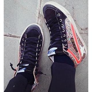 ゴールデングース Slide Glitter Sneakers