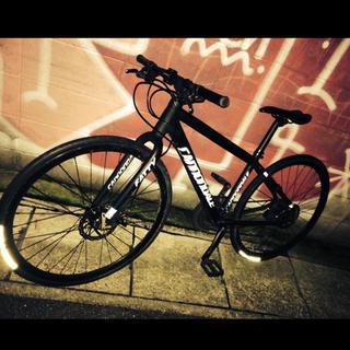 キャノンデール(Cannondale)のキャノンデール バッドボーイ クロスバイク(自転車本体)