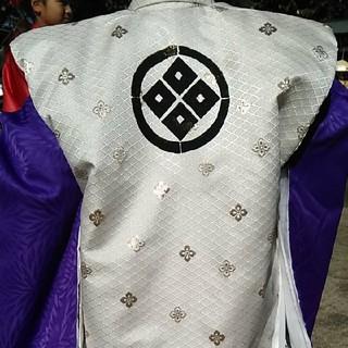 ハンドメイド☆七五三  陣羽織風着物(和服/着物)