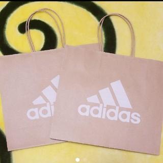 アディダス(adidas)のadidas アディダス ショップ袋(ショップ袋)