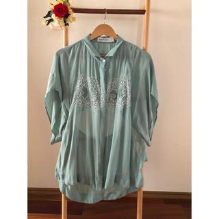 アリスマッコール(alice McCALL)のアリスマッコール   シルク製ブラウス   高級(シャツ/ブラウス(半袖/袖なし))