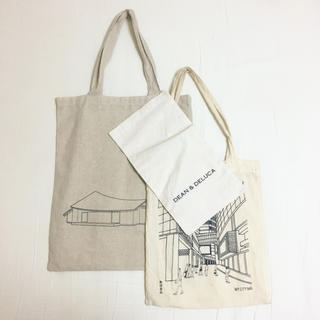 MUJI+❣️旅行用小分け袋 エコバッグ大中小 3点セット