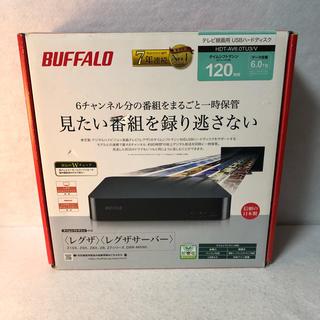 Buffalo - BUFFALO 東芝テレビ〈レグザ〉 USB3.0用 外付けHDD 6TB