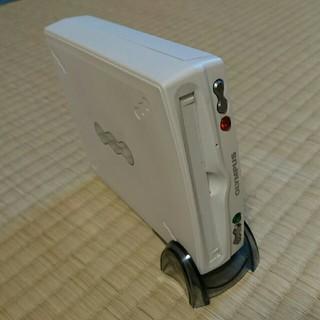 オリンパス(OLYMPUS)のMOドライブ640(PC周辺機器)