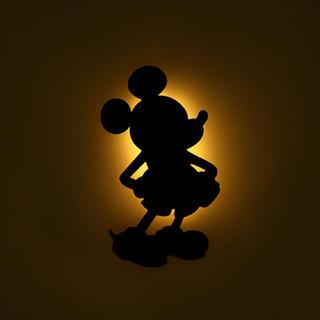 ディズニー(Disney)のDisney ウォールライト ミッキー・ミニー(その他)