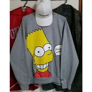 シンプソン(SIMPSON)の[レア物] The Simpsons シンプソンズ 3XL スウェット(スウェット)