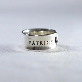 パトリックコックス(PATRICK COX)のリリーモチーフリング シルバー 17号(リング(指輪))