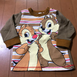 ディズニー(Disney)のディズニー チップとデール トレーナー 本日のみ値下げ(Tシャツ/カットソー)