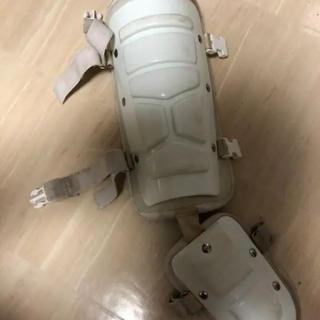 ミズノ(MIZUNO)のフットガード 野球用 防御(防具)