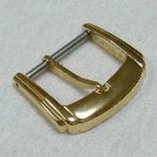 セイコー(SEIKO)の新品未使用・ステンレス製☆seiko☆セイコー金色尾錠15mm1個  (その他)