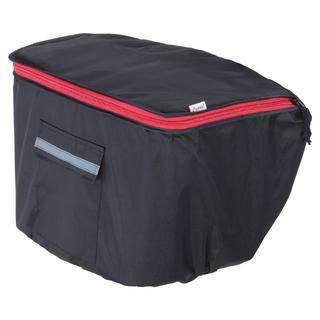 ★セール中★自転車バスケットカバー フロントタイプ ブラック(バッグ)