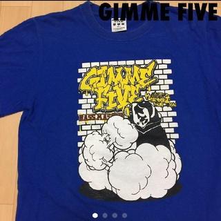 ギミファイブ(GIMME5)の#3505 ギミーファイブ GIMME FIVE 寿君 ジャパレゲ Tシャツ(Tシャツ/カットソー(半袖/袖なし))