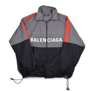 バレンシアガ(Balenciaga)のBALENCIAGA バレンシアガ メンズ ナイロンジャケット 44(ナイロンジャケット)
