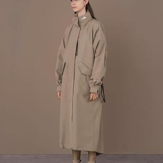 thenorthface × hyke military coat Mサイズ