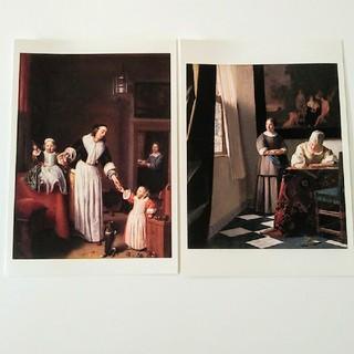 フェルメール 絵はがき ポストカード 絵葉書 絵ハガキ フェルメール展(印刷物)