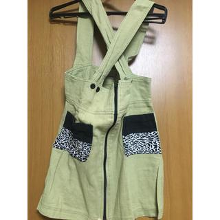 コシノジュンコ(JUNKO KOSHINO)の子供服 ワンピース(ミニワンピース)