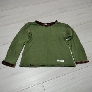 ハッカ(HAKKA)のHAKKA 90サイズ カットソー(Tシャツ/カットソー)