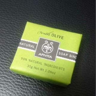 アピヴィータ(APIVITA)のアピヴィータ 固形石鹸 ナチュラルソープ(ボディソープ / 石鹸)