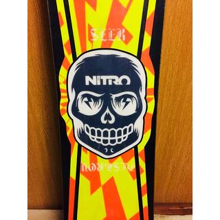 ナイトロ(NITRO)の★ スノーボード  板  151センチ(ボード)