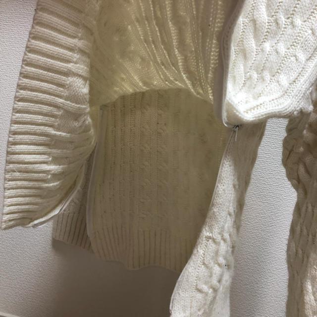 EDWIN(エドウィン)の《micky05様》授乳服*ニット キッズ/ベビー/マタニティのマタニティ(マタニティトップス)の商品写真