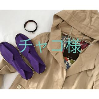 マッキントッシュ(MACKINTOSH)の☆限定値下げ☆MACKINTOSH マッキントッシュ リネン コットン コート(スプリングコート)