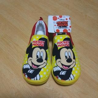 ディズニー(Disney)のミッキーマウス (スリッポン)