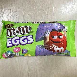 エムアンドエム(M&M)のm&m's 限定 ミルクチョコレート アメリカ ハワイ イースター グアム(菓子/デザート)