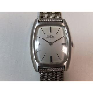 シーマ(CYMA)のCYMAシーマ手巻き腕時計(腕時計(アナログ))