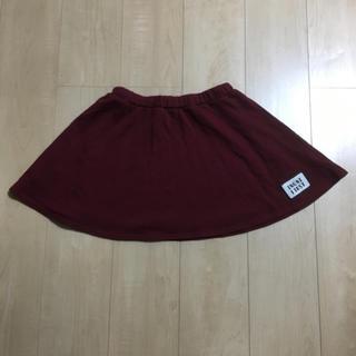 イングファースト(INGNI First)のINGNI  first スカート 150 ボルドー(スカート)