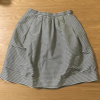 デミルクスビームス(Demi-Luxe BEAMS)のデミルクスビームス スカート 36(ひざ丈スカート)