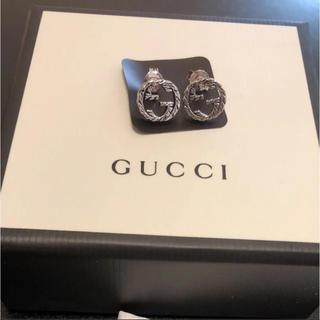 グッチ(Gucci)のgucci  ピアス  片方(ピアス(片耳用))