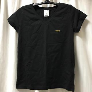 エックスガール(X-girl)のX-girl ブラック Tシャツ(Tシャツ(半袖/袖なし))