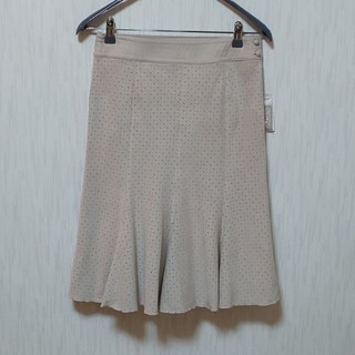 ヨンドシー(4℃)のお値下げ4℃ スカート (ひざ丈スカート)